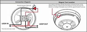 Notifier Addressable Smoke Detector Wiring Diagram
