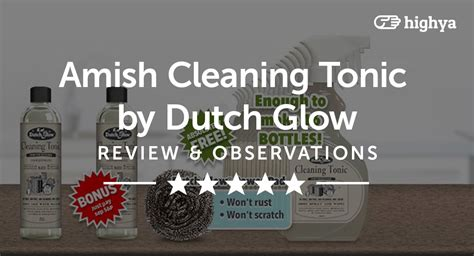Dutch Glow Cleaning Tonic Reviews - Does It Work Well?