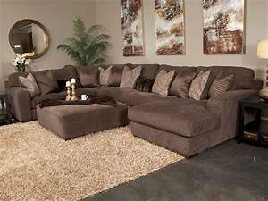 Sectional sofa design simple jackson sectional sofa for Jackson furniture sectional sofa