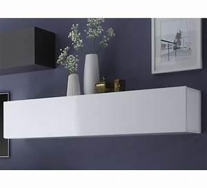 Meuble Horizontal Blanc Laqu Brillant QuotNew Boxquot 6403
