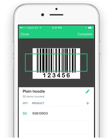 scan app for iphone counter free inventory barcode scanner iphone app for