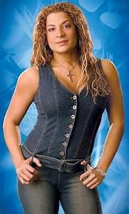 Former WWE Diva Nidia (Nidia Guenard) http://#wwe http://# ...