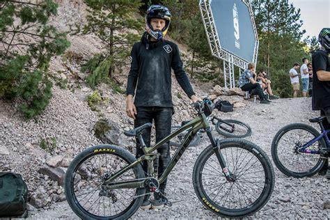 slopestyle freeride bikes  audi nines mtb pinkbike