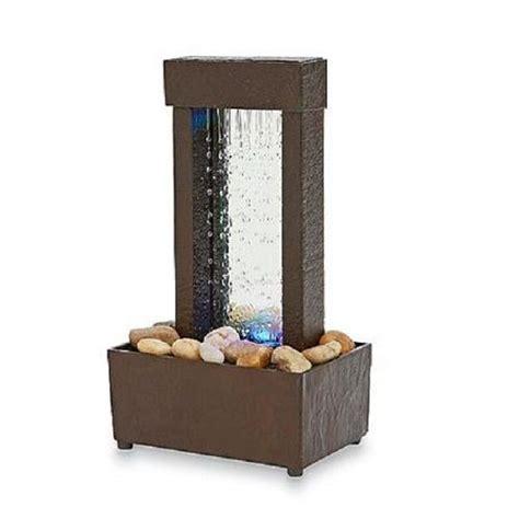 mini water fountain for desk indoor tabletop water fountain mini desk waterfall