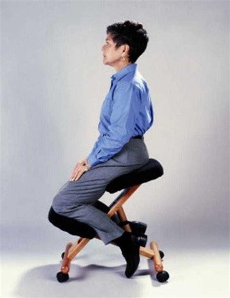 chaise japonaise tabouret assis debout ergonomique siège assis debout