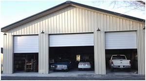 metal garage kits metal building kits hurricane steel With all metal building kits