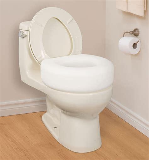 siège toilette surélevé siège de toilette surélevé économique par aquasense