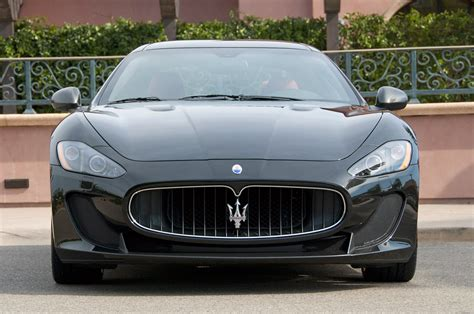 2012 Maserati Granturismo by 2012 Maserati Granturismo Mc Drive Photo Gallery