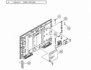 Chassis Assy Diagram  U0026 Parts List For Model Kdl32l5000