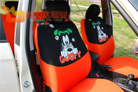 Car Seat Covers Cartoon Characters