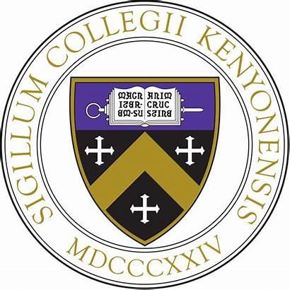 College Kenyon Seal Lords Wikipedia Alumni Atef