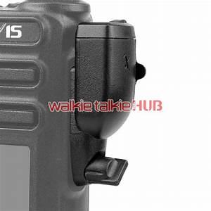 Walkie Talkie Audio Adaptor For Motorola Gp328plus To 2