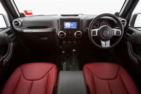 jeep rubicon interior jeep wrangler rubicon 10th anniversary edition interior