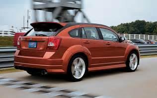 dodge caliber srt  road tests motor trend