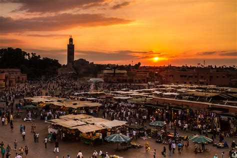 The Best Travel Guide To Marrakech