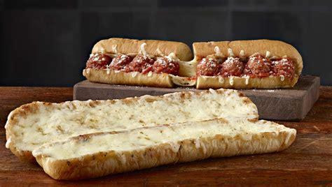 Subway Unleashes New Ultimate Cheesy Garlic Bread  Thrillist