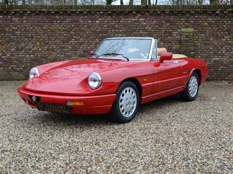 1990 Alfa Romeo Spider by 1990 Alfa Romeo Spider Is Listed Sold On Classicdigest In