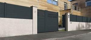 Lapeyre Portail Bois : menuiserie bois lapeyre ~ Premium-room.com Idées de Décoration