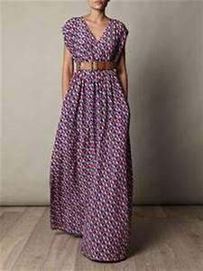 les 25 meilleures idees de la categorie patron robe longue With faire une robe simple