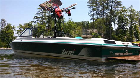 Tige Boats Usa by Tige 2002 Fslm 1995 For Sale For 12 900 Boats From Usa