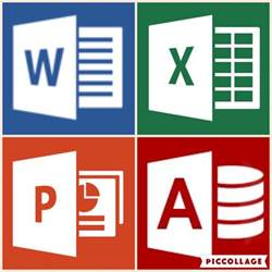Microsoft Word Excel PowerPoint Access