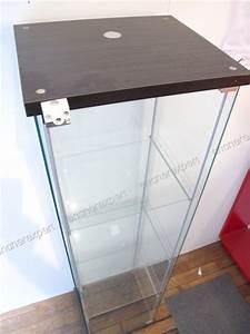 Vitrine Ikea Occasion : vitrine detolf ikea occasion ~ Teatrodelosmanantiales.com Idées de Décoration