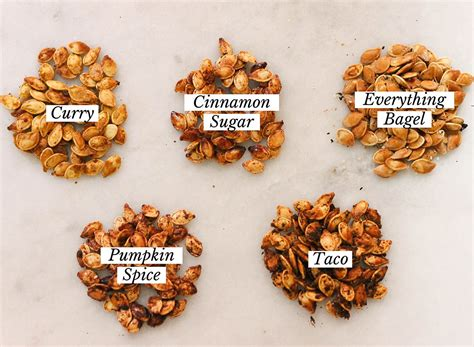 How to Make Roasted Pumpkin Seeds 5 Ways Recipe | Eat This ...