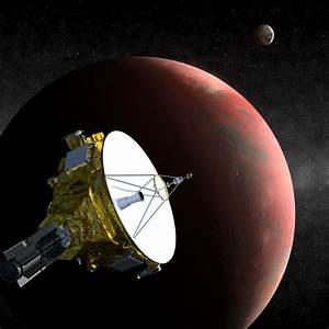 NASA's New Horizons spacecraft makes history with Pluto ...