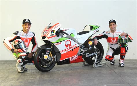 Racing Team by Pramac Racing Team Unveil New Livery Motogp