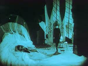 black hole reviews the cabinet of dr caligari 1920