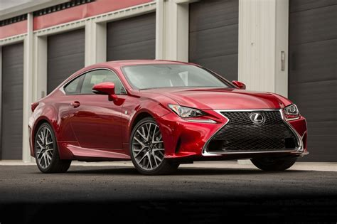 lexus rc  coupe pricing  sale edmunds