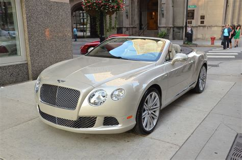 2014 Bentley Continental Gtc Speed Stock # Gc1686 For Sale