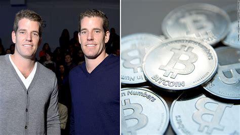 Winklevoss Twins' Risky Bitcoin Bet