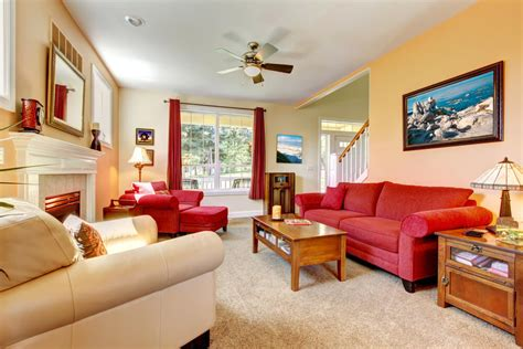 Red And Beige Living Room Ideas : 51 Grand Living Room Interior Designs