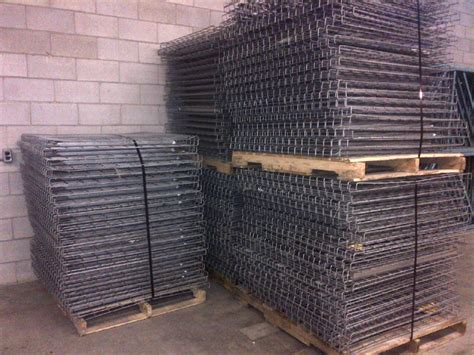 Used Pallet Racking, Industrial Shelving And Other