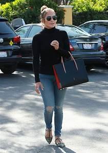 Jennifer Lopez Turtleneck Jennifer Lopez Looks StyleBistro