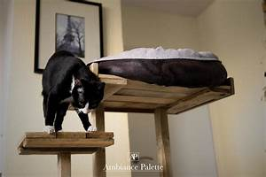 Arbre A Chat En Palette : arbre a chat en palette bar en palette arbre a chat diy se rapportant arbre a chat palette ~ Melissatoandfro.com Idées de Décoration