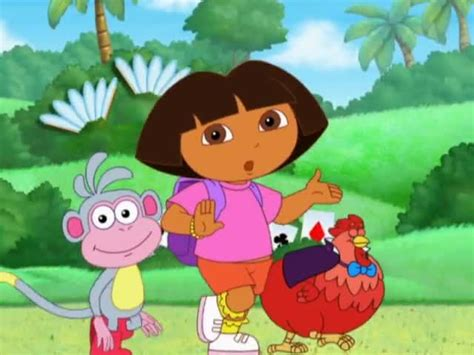 Watch Dora The Explorer Season 5 Episode 10 The Big Red