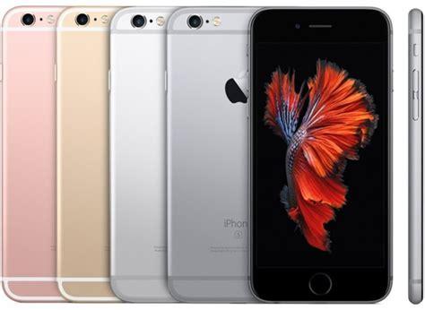 iphone 6s vervangingsprogramma