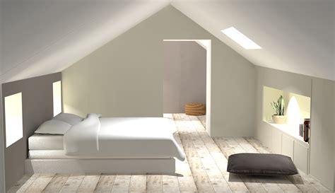 amenagement chambre 20m2 combles réhabilités en suite parentale chambre deco
