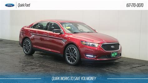 ford taurus sho  quincy  quirk ford