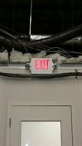 Emergency Lighting  U0026 Exit Sign Lighting