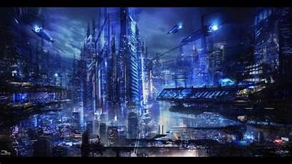 Future Earth 2050 Energy Futuristic Space Cities