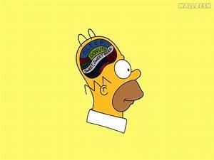 Os Simpsons Papéis de Parede Para Whatsapp