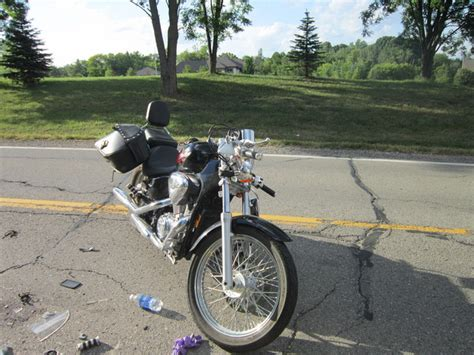 Washtenaw County Motorcyclists Without Helmets