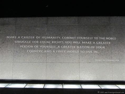 martin luther king jr honoring     words
