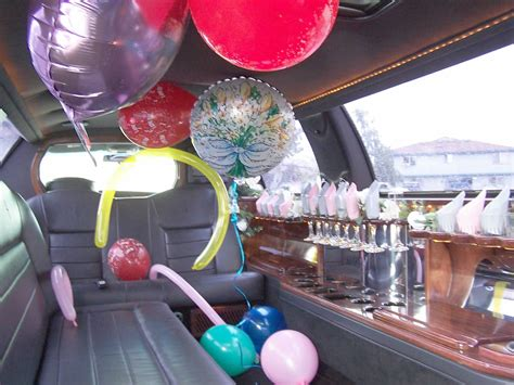 Birthday Limo by Packages Big Ben Transportation