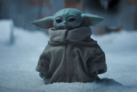 Baby Yoda Is Back In The Mandalorian Season 2 Trailer ...