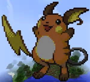 pokemon plus minecraft game images