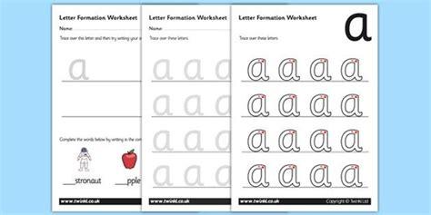 letter formation worksheets pp resources pinterest